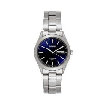 세이코 남성용 티타늄 시계 SGG709 $150 → $98