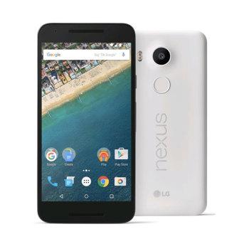 (가격 인하) LG 구글 넥서스 5X 스마트폰 (언락)$379.99 → $282.99