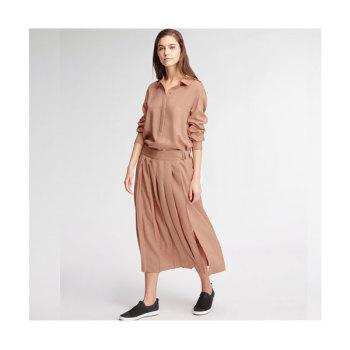 DKNY 퓨어 플리츠 드레스 $299 → $179