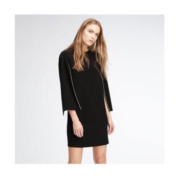 DKNY 케이프 슬리브 드레스 $159 → $95