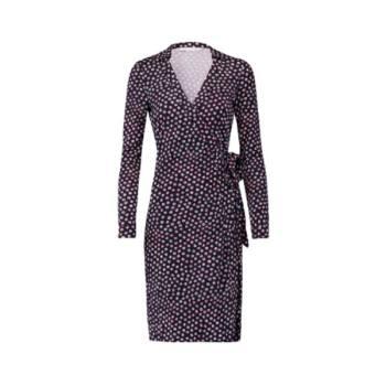 다이앤 본 퍼스텐버그 Jeanne 실크 랩 드레스 343.9파운드 → 170.92파운드