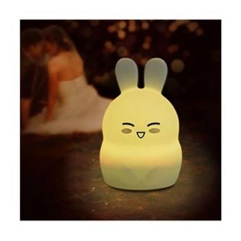 실리콘 토끼 수유등(무드등) $39.99 → $17.99