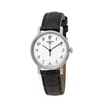 티쏘 에브리타임 레이디 화이트 다이얼 여성 시계 $170 → $99.99