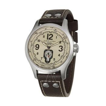 해밀턴 H76515523 카키 에비에이션 QNE 남성 시계 $895 → $519