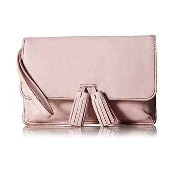 파슬 아멜리아 파우치, 파우더 핑크 색상 $75 → $45