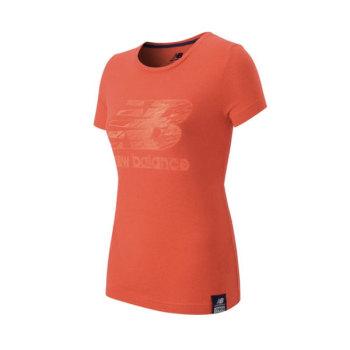 조씨네 뉴발란스 데일리 딜 - 우먼 에센셜 플러스 로고 티셔츠 $14.99