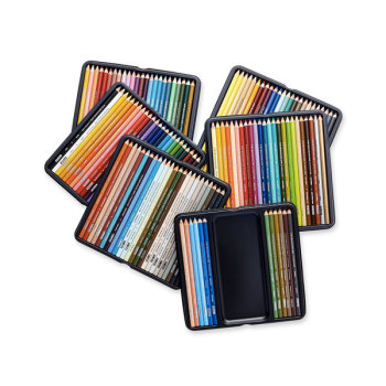 (가격 인하) 프리즈마컬러 132색 유성 색연필 $49.99