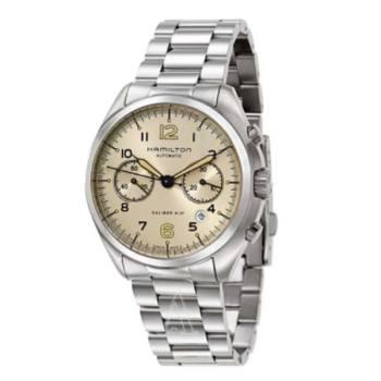 해밀턴 H76416155 남성 에비에이션 파일럿 오토매틱 시계 $1,895 → $699