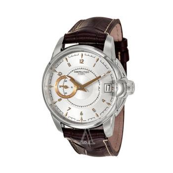 해밀턴 H40615555 아메리칸 클래식 레일로드 프티트 스콩드 남성 시계 $1,445 → $599
