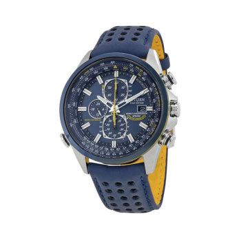 시티즌 AT8020-03L 에코 드라이브 블루 엔젤 남성 시계 $625 → $264.99