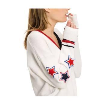 타미 힐피거 바시티 스웨터 (효연 착용) $159.5 → $89.32