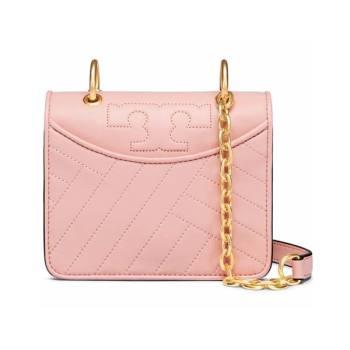 토리버치 알렉사 미니 숄더백 (핑크) $328 → $159
