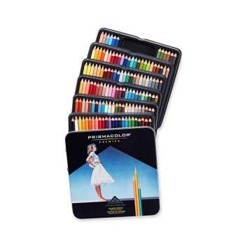 프리즈마 유성 색연필 132색 $49.98
