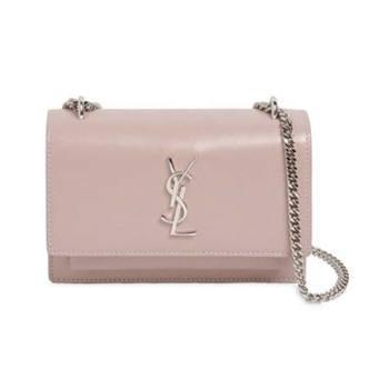 생로랑 스몰 선셋 모노그램 핑크 1443.16유로 → 1226.68유로