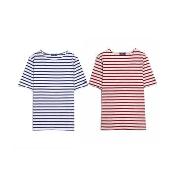 세인트 제임스(생 제임스) 레반트 티셔츠 2개 구매 시 76파운드 + 한국 무료 직배송코드