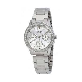 (가격 인하) 시티즌 스와로브스키 크리스탈 여성 시계 $119.99 → $59.99