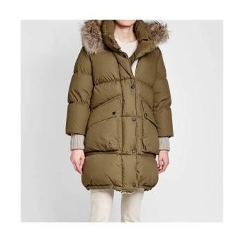 버버리 퀼팅 후디 다운 재킷 1,292유로