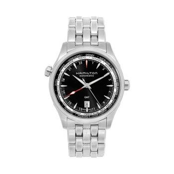[블프 세일] 해밀턴 H32695131 재즈마스터남성 시계 $1,325 → $499