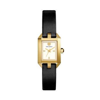 (재입고) 토리버치 달로웨이(Dalloway) 가죽 스트랩 여성 시계 $250 →$124.98