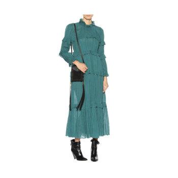 이자벨 마랑 에뚜왈 Yukio 티어드 드레스 455유로 → 286.2유로