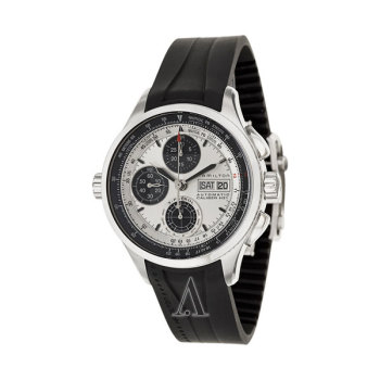 해밀턴 H76566351카키 에비에이션 X-패트롤 오토 크로노 남성 시계 $1,745 → $679