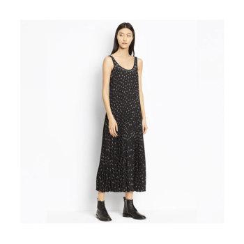 (가격 인하) 빈스 플로럴 플리츠 드레스 $325 → $97.5
