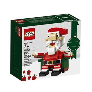 레고 40206 산타 할아버지 155피스 키트 $7.99