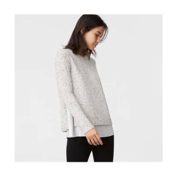클럽 모나코 Kaelane 우븐 헴 스웨터 $169.5 → $69.3
