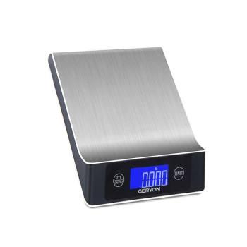 (합배송) 스테인리스 다기능 디지털 주방 저울 $5.99