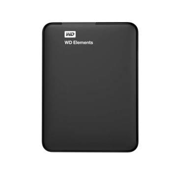(아마존 최저가) WD 4TB 포터블 외장하드 $139.99 → $99.99