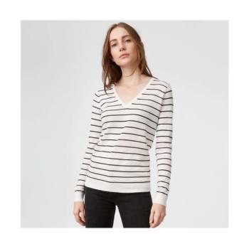 클럽 모나코 아그네스 스트라이프 스웨터 $89.5 → $29.39