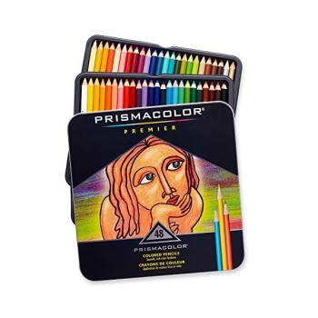 (역대 최저가) 프리즈마 프리미어 48색 색연필 $16