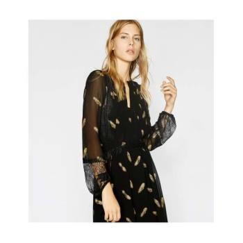 더 쿠플스(미국) 롱 프린트 드레스 (박신혜 착용) $395 → $189.6