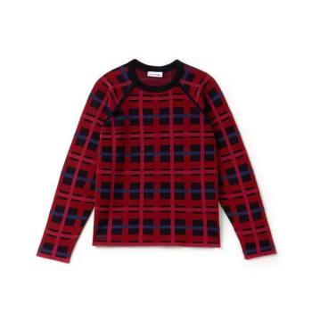 라코스테 코튼&울 스웨터 (오연서 착용) $185 → $110.99