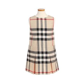 (재입고) 버버리 걸즈Dawny 체크 드레스 $185→ $129.5