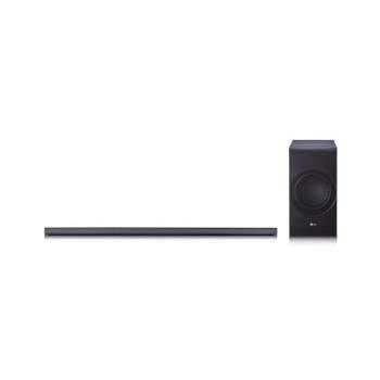 LG SJ8 블루투스 사운드바 $396.99 → $199.99