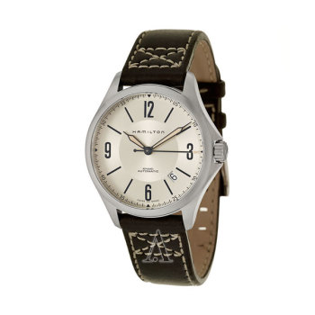 해밀턴 H76565725 카키 에비에이션남성 시계 $745 → $269