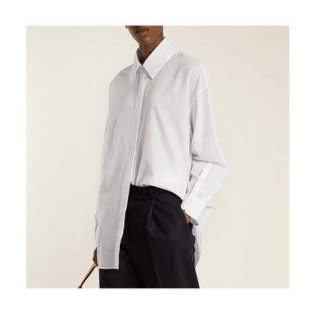 아크네 스튜디오 Britta 스트라이프 셔츠 $491 → $295