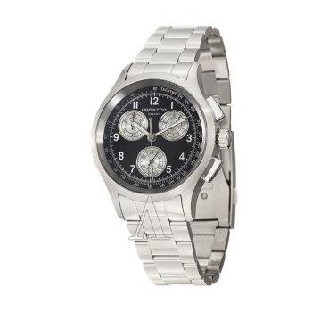 해밀턴 H76412133 카키 에비에이션 크로노남성 시계 $645 → $250