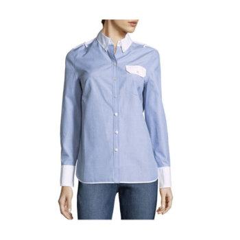 토리버치 파이퍼 셔츠 $258 → $154.8