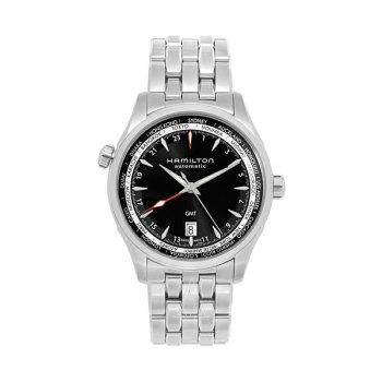 해밀턴 H32695131 재즈마스터 GMT 오토남성시계 $1,325 → $499