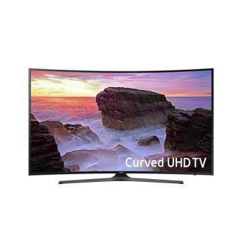 삼성 UN55MU6500 커브드 55인치 UHD 4K 스마트 TV $697.99 → $469
