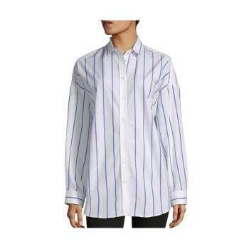 이로 코튼 버튼다운 셔츠 (수영 착용) $280 → $109.99