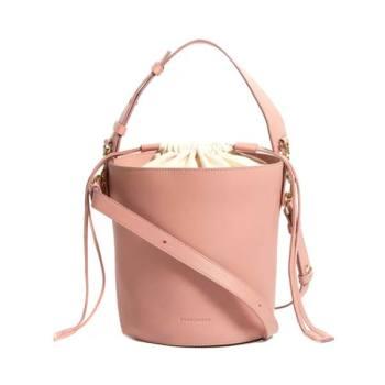 JW 앤더슨 핑크 버킷 백 $1,448 → $782.1