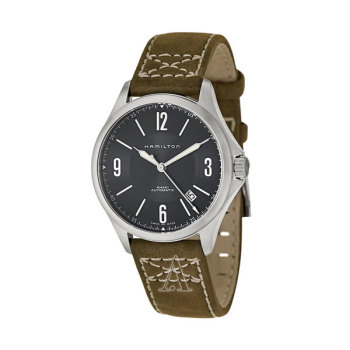 해밀턴 H76565835 카키 에비에이션남성 시계 $745 → $269