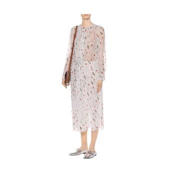 (윤아 착용) 이자벨 마랑 에뚜왈 Baphir 실크 드레스 402.5유로 + 한국 직배송 무료