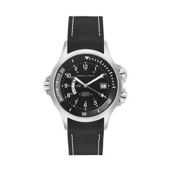 해밀턴 H77615333카키 네이비 GMT 남성 시계 $895 → $399