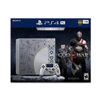 소니 플레이스테이션4 프로 1TB 갓오브워 한정판 $399.99