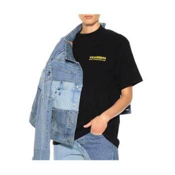 베트멍 프린트 면 티셔츠 167.3유로 + 한국 직배송 무료
