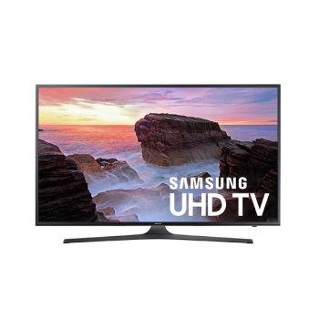삼성 UN50MU6300FXZA 50인치Class 4K (2160P) Smart LED TV $598 → $379